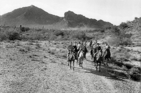 About Paradise Valley history